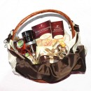 Brown Gift Basket