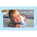 Baby Boy Photo Canvas