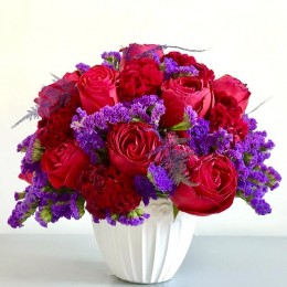 گلدان رویای بنفش