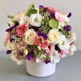 گلدان باغ تابستانه