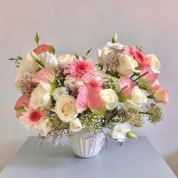 گلدان سورپرایز شیرین