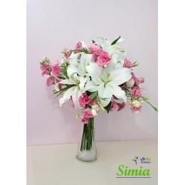 گلدان روزهای شادمانه