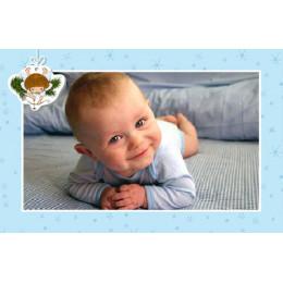 تخته شاسی نوزاد پسر فرشته