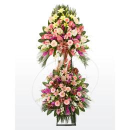 پایه گل عروسی زعیم