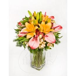 گلدان لیلیوم